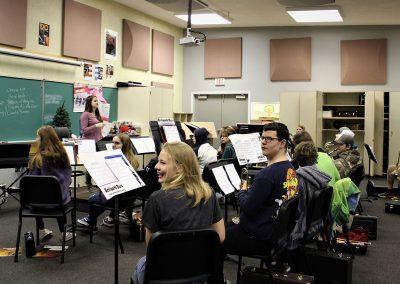 GFSS Band Class - 2