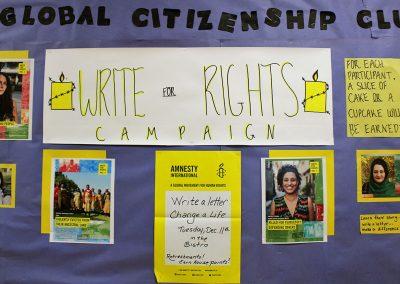 GFSS Global Citizenship Club