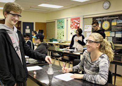 GFSS Science Class - 1
