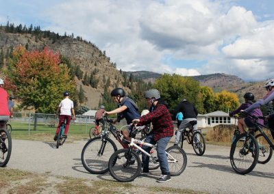 GFSS Terry Fox Run Bike Leaders
