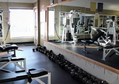 GFSS Weight Room